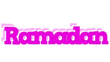 Ramadan rumba logo
