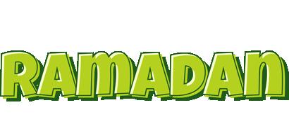 Ramadan summer logo