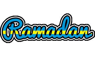 Ramadan sweden logo