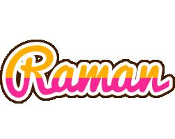Raman smoothie logo