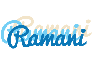 Ramani breeze logo
