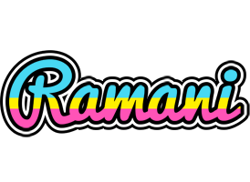 Ramani circus logo
