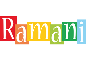 Ramani colors logo