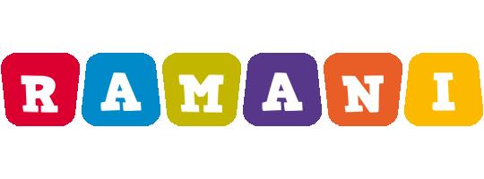 Ramani daycare logo