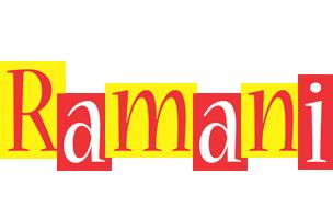 Ramani errors logo