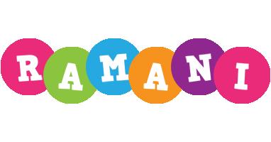 Ramani friends logo