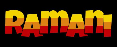 Ramani jungle logo
