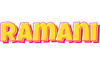 Ramani kaboom logo