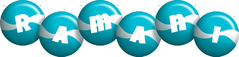Ramani messi logo