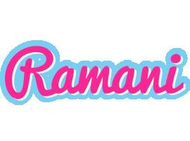 Ramani popstar logo