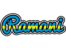 Ramani sweden logo