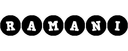 Ramani tools logo