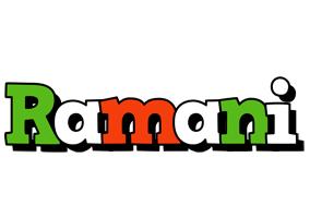 Ramani venezia logo