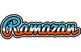 Ramazan america logo