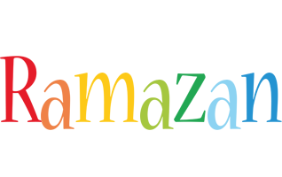 Ramazan birthday logo