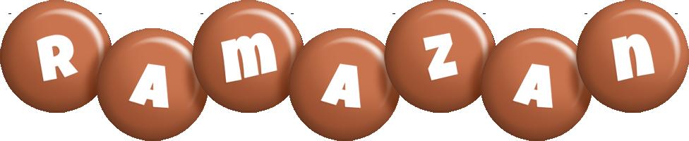 Ramazan candy-brown logo