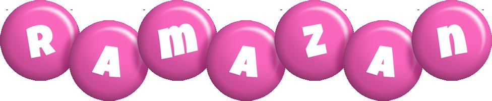 Ramazan candy-pink logo