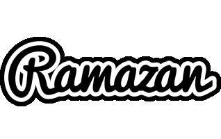 Ramazan chess logo