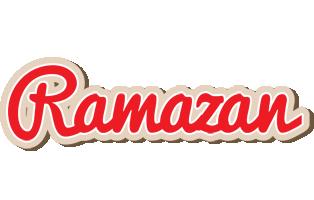 Ramazan chocolate logo