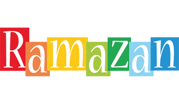 Ramazan colors logo