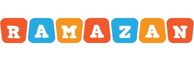Ramazan comics logo
