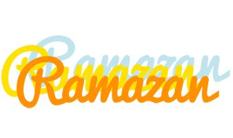 Ramazan energy logo