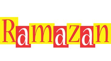 Ramazan errors logo
