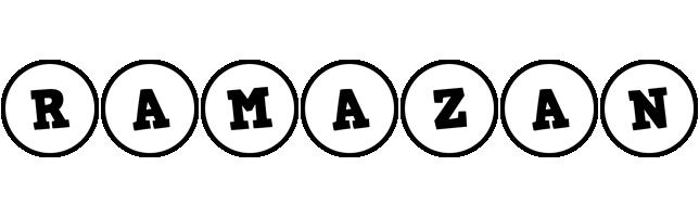 Ramazan handy logo