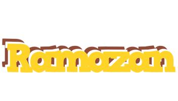 Ramazan hotcup logo