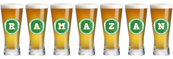 Ramazan lager logo