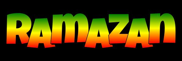 Ramazan mango logo