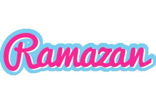 Ramazan popstar logo