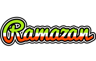 Ramazan superfun logo