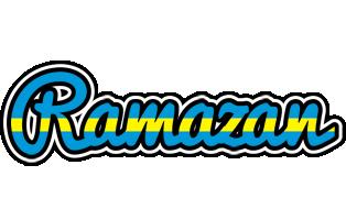 Ramazan sweden logo
