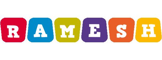 Ramesh kiddo logo