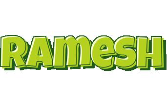 Ramesh summer logo