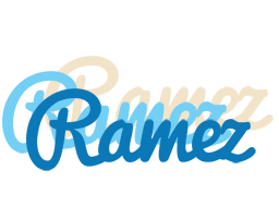Ramez breeze logo
