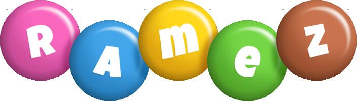 Ramez candy logo