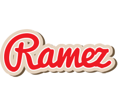 Ramez chocolate logo