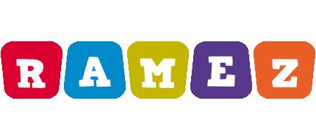 Ramez daycare logo