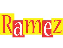 Ramez errors logo