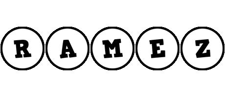 Ramez handy logo