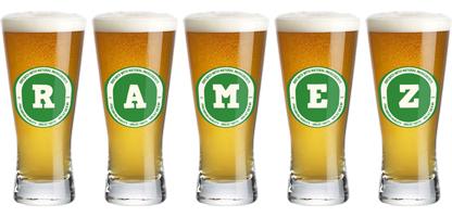 Ramez lager logo