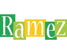Ramez lemonade logo