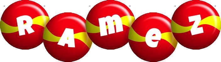 Ramez spain logo