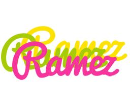 Ramez sweets logo