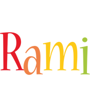 Rami birthday logo