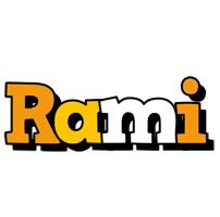 Rami cartoon logo