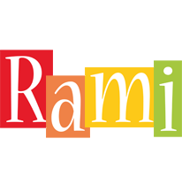 Rami colors logo