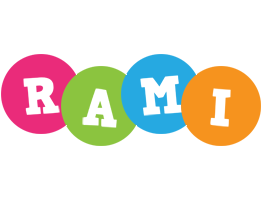 Rami friends logo